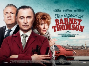 THE LEGEND OF BARNEY THOMPSON