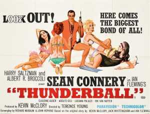 Thunderball-Poster